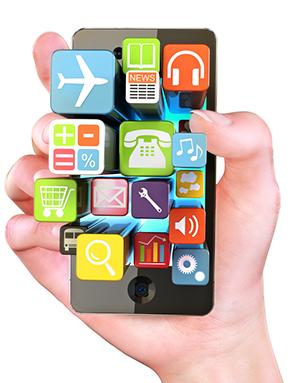 Aplicaciones móvil tablet