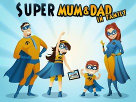 Super Mum & Dad