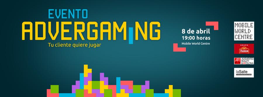 Evento Advergaming - Engidia